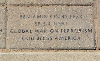 Peek, Benjamin Colby - VVA 457 Memorial Area A (5 of 121) (2)