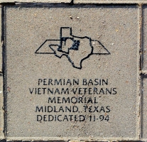 Permian Basin Vietnam Veterans Memorial - VVA 457 Memorial Area C (114 of 309) (2)
