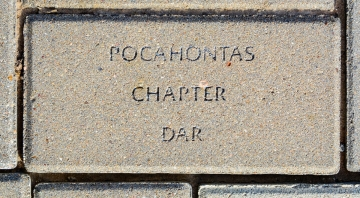 Pochaontas Chapter DAR - VVA 457 Memorial Area B (201 of 222) (2)