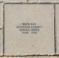 Ray, Ruth Veterans County Service Office - VVA 457 Memorial Area B (13 of 222) (2)