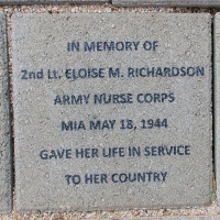 Richardson, Eloise M. 2nd Lt.