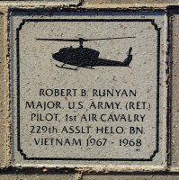 Runyan, Robert B. - VVA 457 Memorial Area C (172 of 309) (2)
