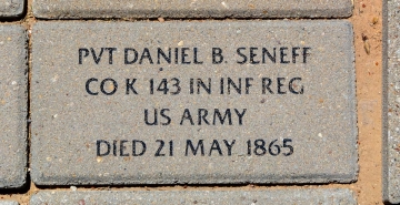 Seneff, Daniel B. - VVA 457 Memorial Area A (109 of 121) (2)