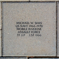 Sims, Machael W. - VVA 457 Memorial Area B (166 of 222) (2)