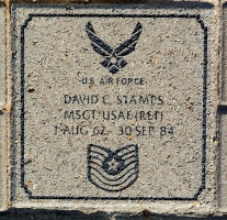 Stamps, David C. - VVA 457 Memorial Area C (141 of 309) (2)