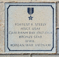 Steely, Forrest R. - VVA 457 Memorial Area B (49 of 222) (2)