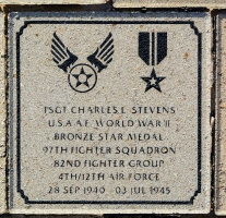 Stevens, Charles L. - VVA 457 Memorial Area C (108 of 309) (2)