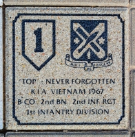 Top - Never Forgotten KIA 1967 - VVA 457 Memorial Area B (180 of 222) (2)