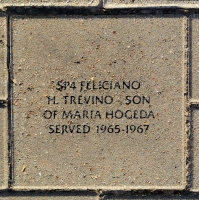 Trevino, Feliciano H. - VVA 457 Memorial Area C (207 of 309) (2)