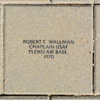 Wallman, Robert C. - VVA 457 Memorial Area B (55 of 222) (2)