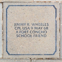 Wheeles, Jimmy R. - VVA 457 Memorial Area B (109 of 222) (2)