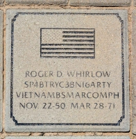 Whirlow, Roger D. - VVA 457 Memorial Area A (85 of 121) (2)