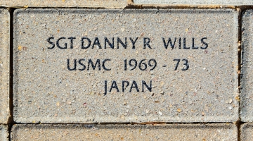 Wills, Danny R. - VVA 457 Memorial Area B (46 of 222) (2)