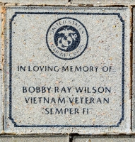 Wilson, Bobby Ray - VVA 457 Memorial Area B (38 of 222) (2)