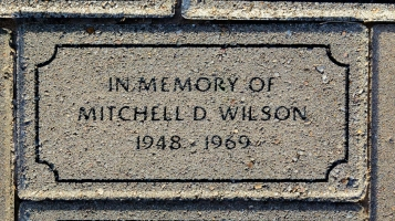 Wilson, Mitchell D. - VVA 457 Memorial Area C (232 of 309) (2)