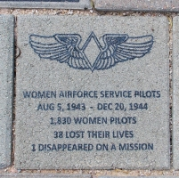 Women AirForce Service Pilots - Group