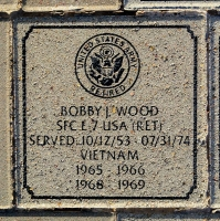 Wood, Bobby J. - VVA 457 Memorial Area C (244 of 309) (2)