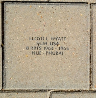 Wyatt, Lloyd L. - VVA 457 Memorial Area B (41 of 222) (2)